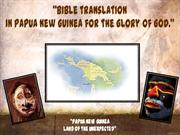 Saint Andrew's Sunday School Bible Translation Presentation