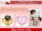Mothers Day Gifts To India,Buy Mother's Day Gifts