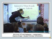 Presentation1 Interactive White Boards - ICT