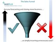 BasePlus - Managing the Sales Funnel