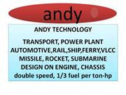 ANDY  TECHNOLOGY PPT