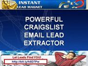 powerful craigslist email extractor software harvester