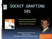 SOCKET GRAFTING 101 PART B