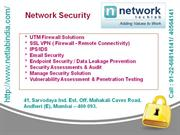 network security, data storage on hire, sonicwall firewall