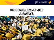 HR probems in Jet Airways