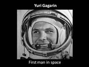 50th anniversary of first human space flight