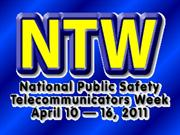 National Public Safety Telecommunicatos Week