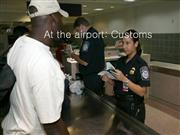 airport customs