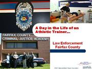day in the life - law enforcement - nancy burke
