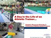 day in the life - physician extender - schmitz
