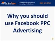 Vertical Leap  - Why you should use Facebook PPC
