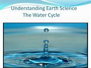 Understanding the water cycle(690)