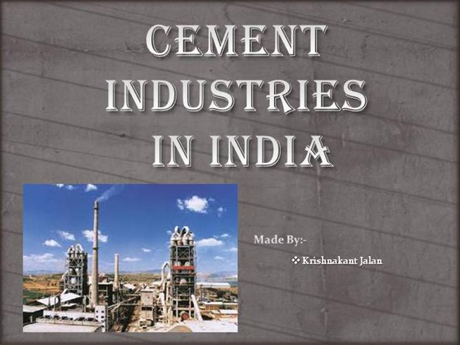 history of industry in india