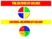 THE CULTURE OF COLORS