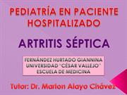 artritis septica