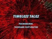 IWP Timeless Tales Opening