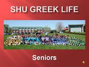 SHU Greek Senior Superlatives 2011