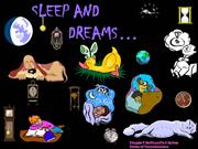 Sleep and Dreams