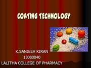 coating technology