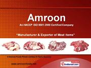 Amroon Foods Private Limited Uttar Pradesh  India