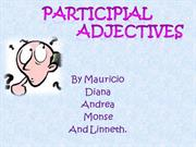 Participial adjectives by linneth