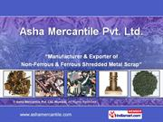 Asha Mercantile Pvt. Ltd Maharashtra  India