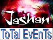 jashan Total Events (Presence Events of jashan)