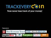 Track Every Coin - Mobile App - Demo