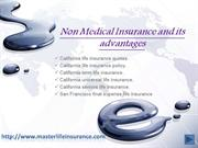 Non Medical Insurance and its advantages
