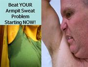 Beat Excess Armpit Sweat - Beat YOUR Arm pit Sweat Problem