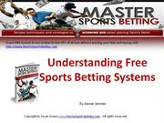 Understanding Free Sports Betting Systems