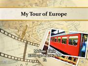 My Tour of Europe Story2