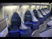 New Aircraft Passenger Cabins...