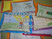 OBRADOIRO DE POESIA