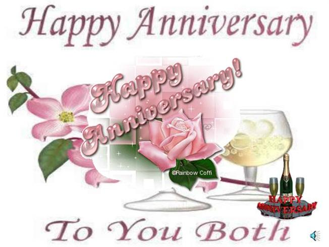 Wedding Anniversary Wishes To You