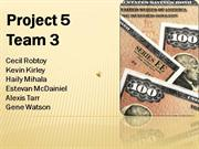bba-360 project 5  team 3