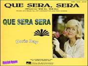 que sera sera by doris day