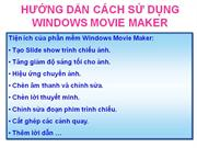 SUDUNG_ WINDOWS MOVIE MAKER