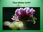 Dear Mother Earth by Nicola Karesh