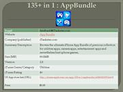best app bundle! get 135+ apps in appbundle for iphone - all in one ip