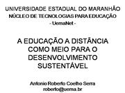 educação a distãncia