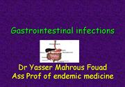 gastro infections