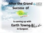 Earth Towne II PARADISO Sector 112 Gurgaon @ 9999389911