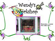 Wendy's Workshop Take one small step