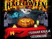 halloween by tushar , thapar university