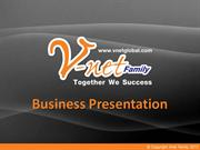 AW_ Presentation V-Net Family Copyright 2011 For Eng