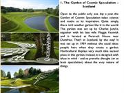10 Most Breathtaking Gardens in the World