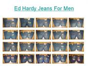 Ed Hardy Jeans For Men
