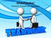 PUT ALL EFFORTS FOR TEAM POWERPOINT TEMPLATE
