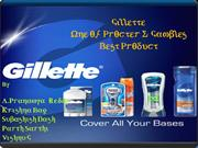 Gillette case study